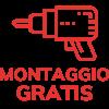 MONTAGGIO GRATIS